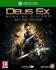 [PT] Deus Ex Mankind Divided Day ONE Ed. NOVO EM STOCK