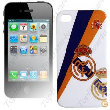 Capa iPhone 4/4S - Real Madrid CF