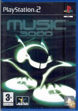 Music 3000 - NOVO Playstation 2