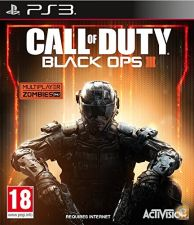 PS3 - Call of Duty Black Ops 3 III - NOVO/SELADO - ENVIO JÁ