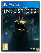 INJUSTICE 2 PS4 - NOVO e SELADO STOCK