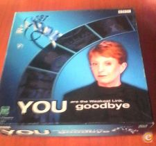 Jogo You Are The Weakest Link BBC - 2001