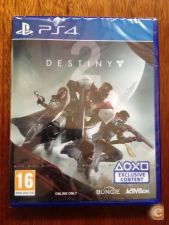 DESTINY 2 C/ EXTRAS PS4 NOVO E EMBALADO EM STOCK