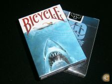 Baralho de Cartas Bicycle 40 Years of Fear Jaws