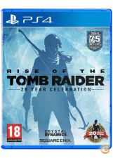 [PT] Rise of the Tomb Raider - 20 Year Celebration - PS4