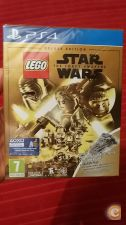 LEGO Star Wars ps4 The Force Awakens - Deluxe Edition NOVO