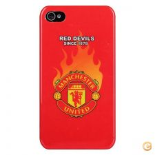Capa iPhone 4/4S - Manchester United