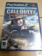 Call of Duty 2 - Big Red One - Playstation 2