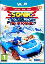 Sonic and All -Stars Racing Transformed-(Wii U)-Novo - Stock