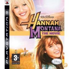 Hannah Montana The Movie Novo PS3