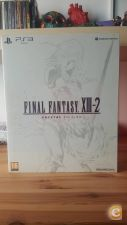 Final Fantasy XIII-2 Crystal Edition SELADO