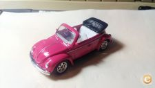 WELLY NEX - VW VOLKSWAGEN KAFER BEETLE CABRIOLET   PINK