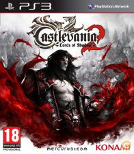 Castlevania Lords of Shadow 2  PS3 NOVO e SELADO STOCK