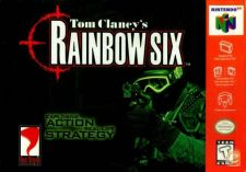 Tom Clancy's Rainbow Six - Nintendo 64