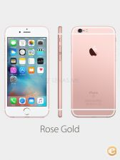 Apple iPhone® 6S 128GB - Rose Gold / Recondicionado