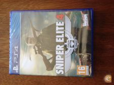[PT] SNIPER ELITE 4 PS4 NOVO e SELADO STOCK