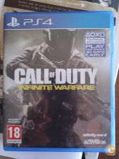 Vendo jogo Call of Duty infinity warfare Ps4, com selo