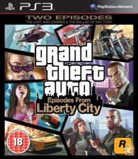 [PS3] GTA IV Apisodes from Liberty City [Jogo PlayStation 3]