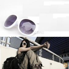 Oculos de Sol UV400 Fashion Moda Brancos