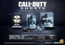 Call of Duty Ghosts Hardened Edition -Original Playstation 3