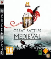 [PS3] History Great Battles Medieval PlayStation 3 em Stock