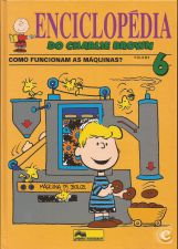 Enciclopédia do Charlie Brown #6: Como Funcionam as Máquinas