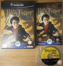 harry potter and the chamber of secrets - nintendo gamecube