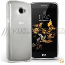 Capa Gel Ultra Slim Transparente LG K5