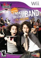 The Naked Brothers Band The Video Game - NOVO Nintendo Wii