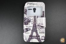 Capa Vodafone Smart Speed 6 Flip Cover Paris *Entrega 24h!