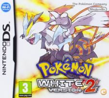 Pokemon White Version 2 - NOVO Nintendo DS