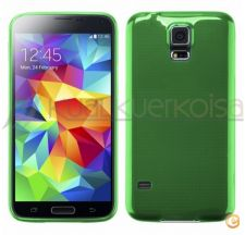 Capa Silicone Smooth Samsung Galaxy S5