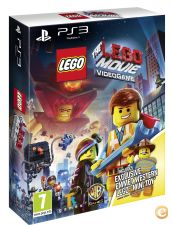 LEGO MOVIE THE VIDEOGAME MINI TOY EDITION PS3 NOVO em STOCK