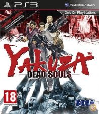 Yakuza Dead Souls Limited Edition Ps3 NOVO SELADO