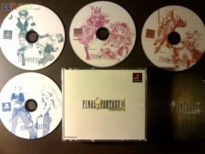 FINAL FANTASY IX 9 PS1 JAP COMPLETO