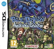 Blue Dragon Awakened Shadow - NOVO Nintendo DS