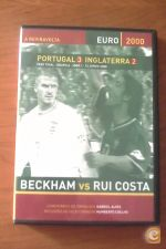 DVD do jogo Portugal-3 Inglaterra-2 do euro 2000