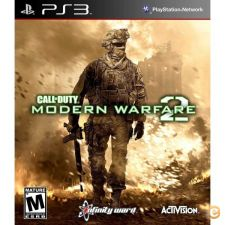 CALL OF DUTY MODERN WARFARE 2-COMO NOVO