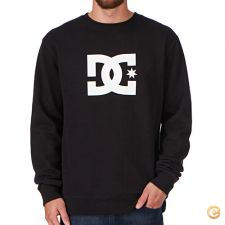 Camisola Sweat DC SHOES Star Crew *Tamanho L