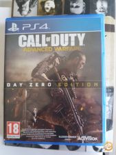 Vendo jogo Call of Duty advanced warfare Ps4, com selo