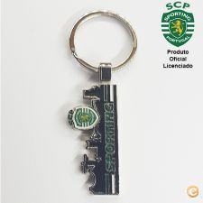 "Porta-Chaves Sporting CP ""Skyline"""
