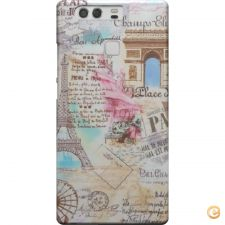 Capa paris places para Huawei P9