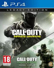 Call of Duty Infinite Warfare Legacy Edition PS4 NOVO