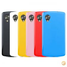 CT27 - Capa Gel LG Google Nexus 5