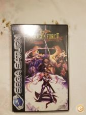 Sega saturn Dragon force Muito raro Como novo