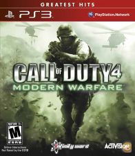 CALL OF DUTY MODERN WARFARE -COMO NOVO