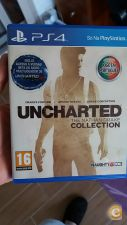 Uncharted ps4 Uncharted The Nathan Drake Collection