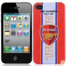 Capa iPhone 4/4S - Arsenal