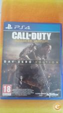 "PS4 CALL OF DUTY  ADVANCED WARFARE ""DAY ZERO EDITION"""