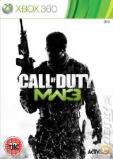 Call of Duty Modern Warfare 3 NOVO Xbox 360